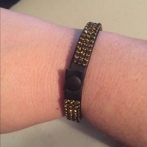 Vintage Daniel Swarovski Paris bracelet